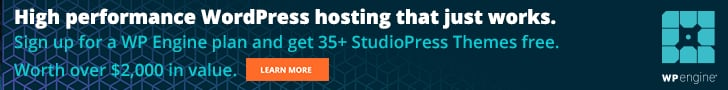 WP-Engine WordPress Hosting