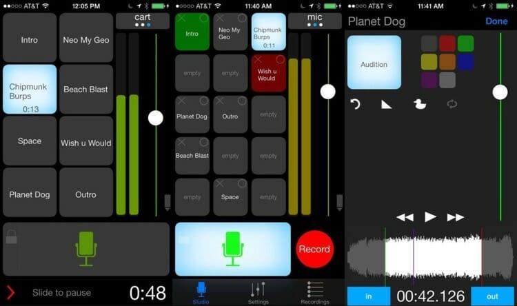 Bossjock Studio For iOS