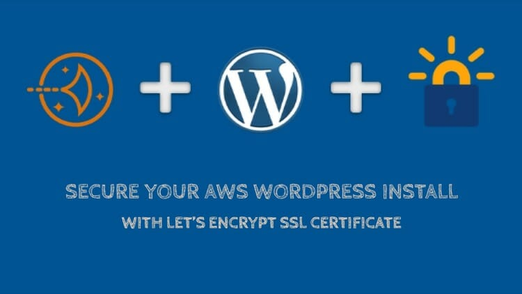 How To Enable Lets Encrypt Ssl Certificate On Aws Lightsail Server