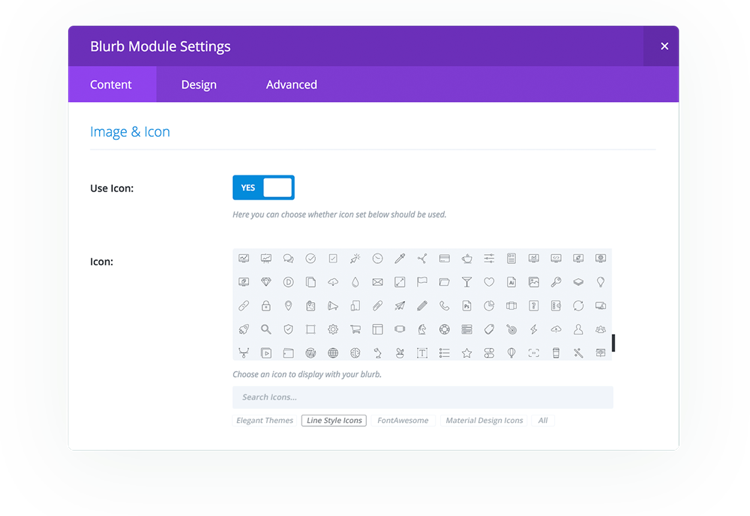 Divi Icons Pro Plugin For Divi Themes