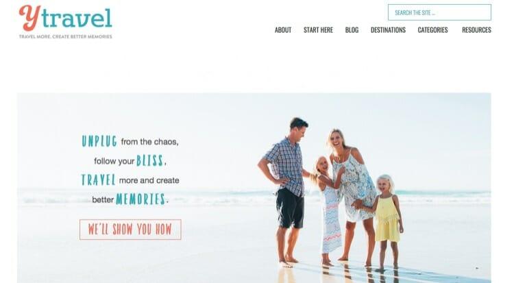 Best Travel Blogs - Family Travel Blog
