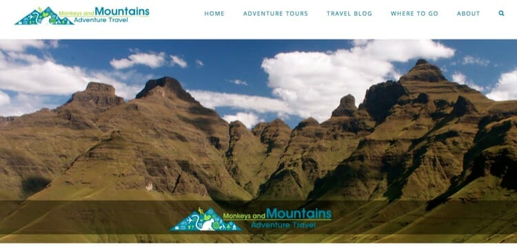 Best Travel Blogs - Monkeys and Mountains