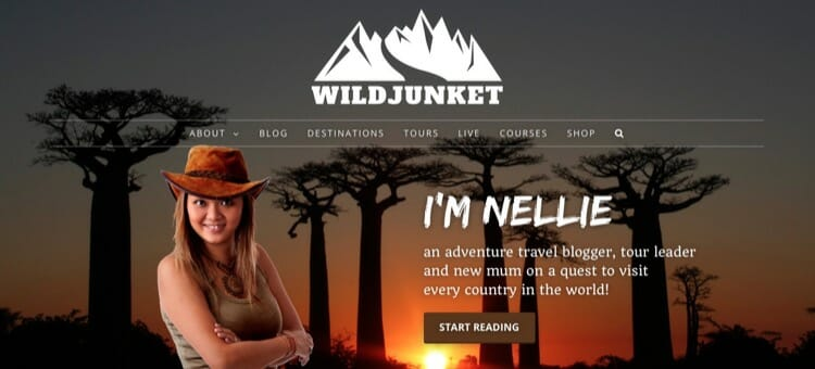 Wild Junket Adventure Travel Blog
