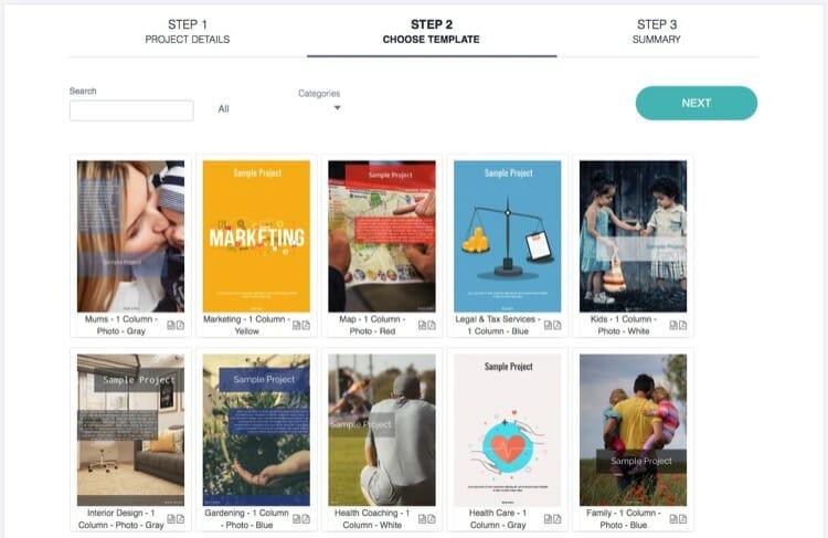Designrr ebook creator book templates