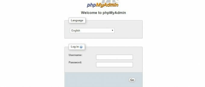 Connect to PHPMyAdmin On AWS LightSail Server