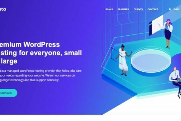 Kinsta WordPress Managed Hosting