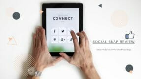 Social Snap Review – A Social Media Plugin To Replace Social Warfare