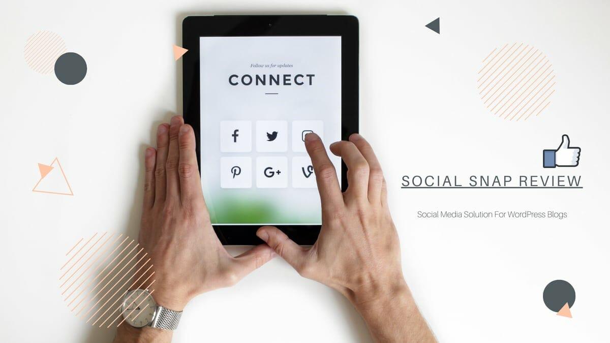 Social Snap WordPress Plugin Review