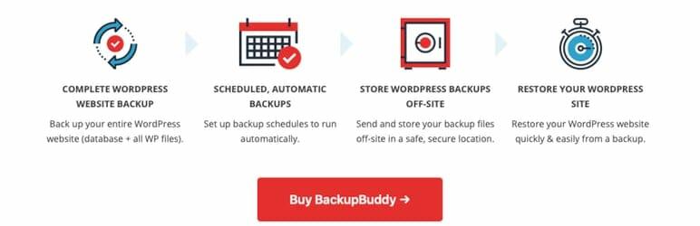 BackupBuddy WordPress Premium Plugin
