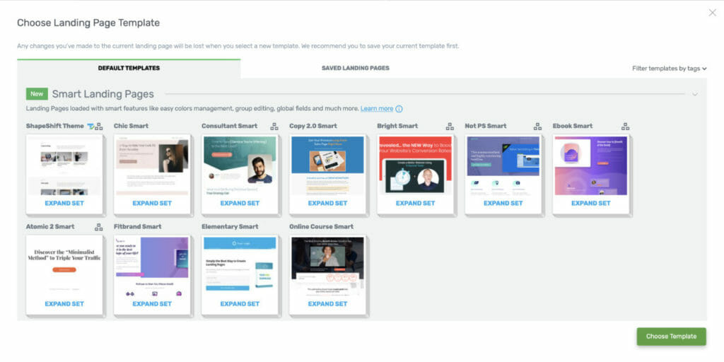 Thrive Themes Smart Layouts With Thrive Architect