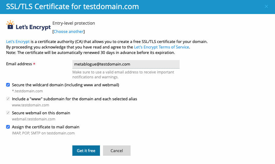 What is a domain validated dv ssl certificate