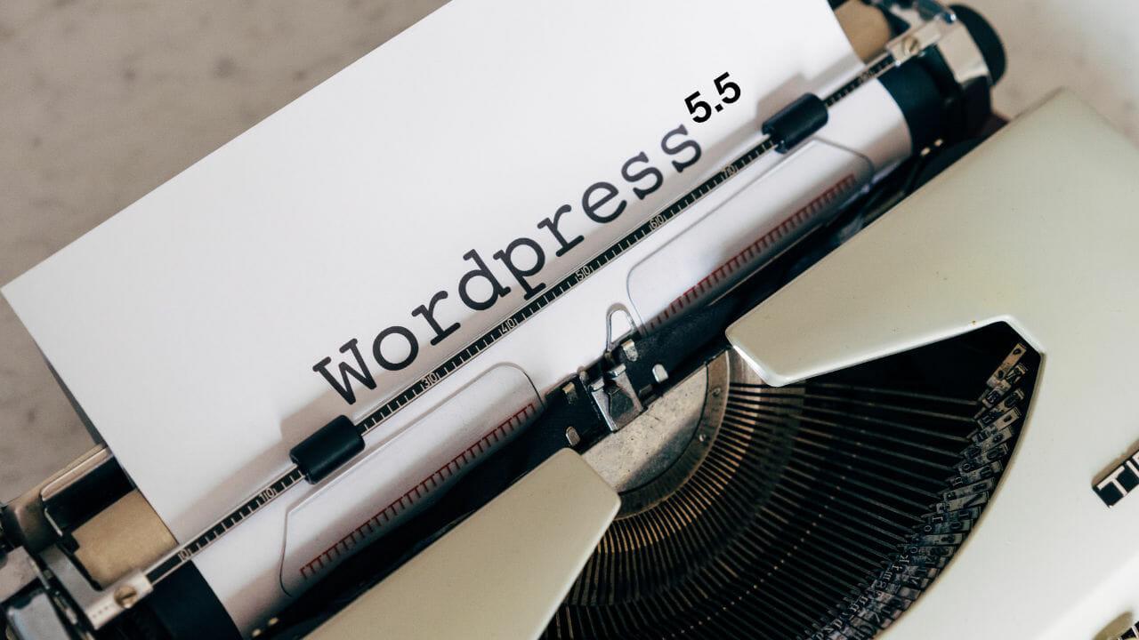 WordPress 5.5 Update for Webmasters